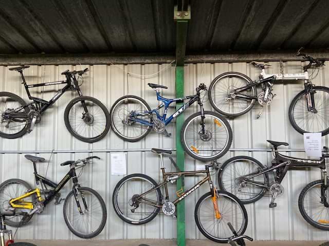 מחלקת אופני השטח