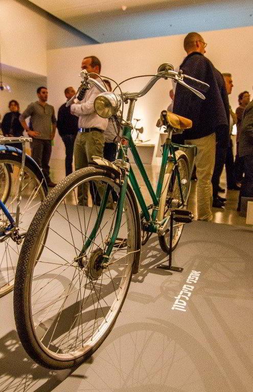 אופני מיכלסון תוצרת ישראל