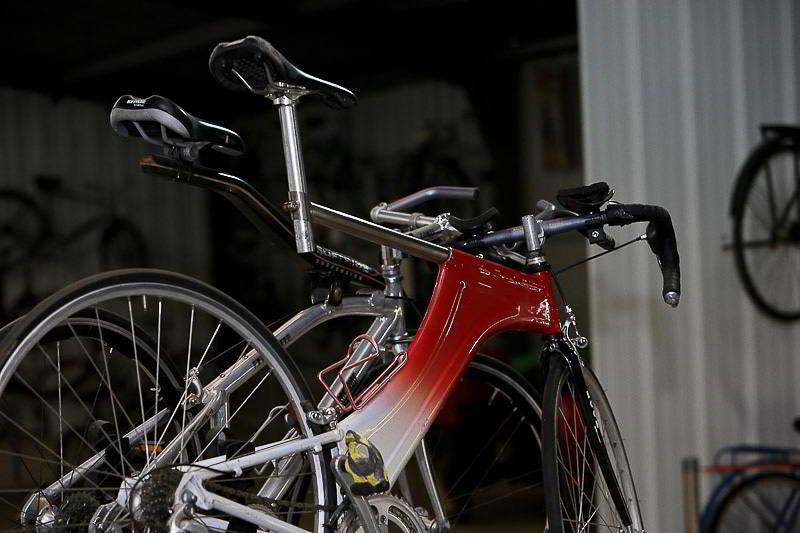אופני titanflex softride